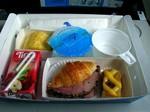 バンコク・エアウェイズの機内食